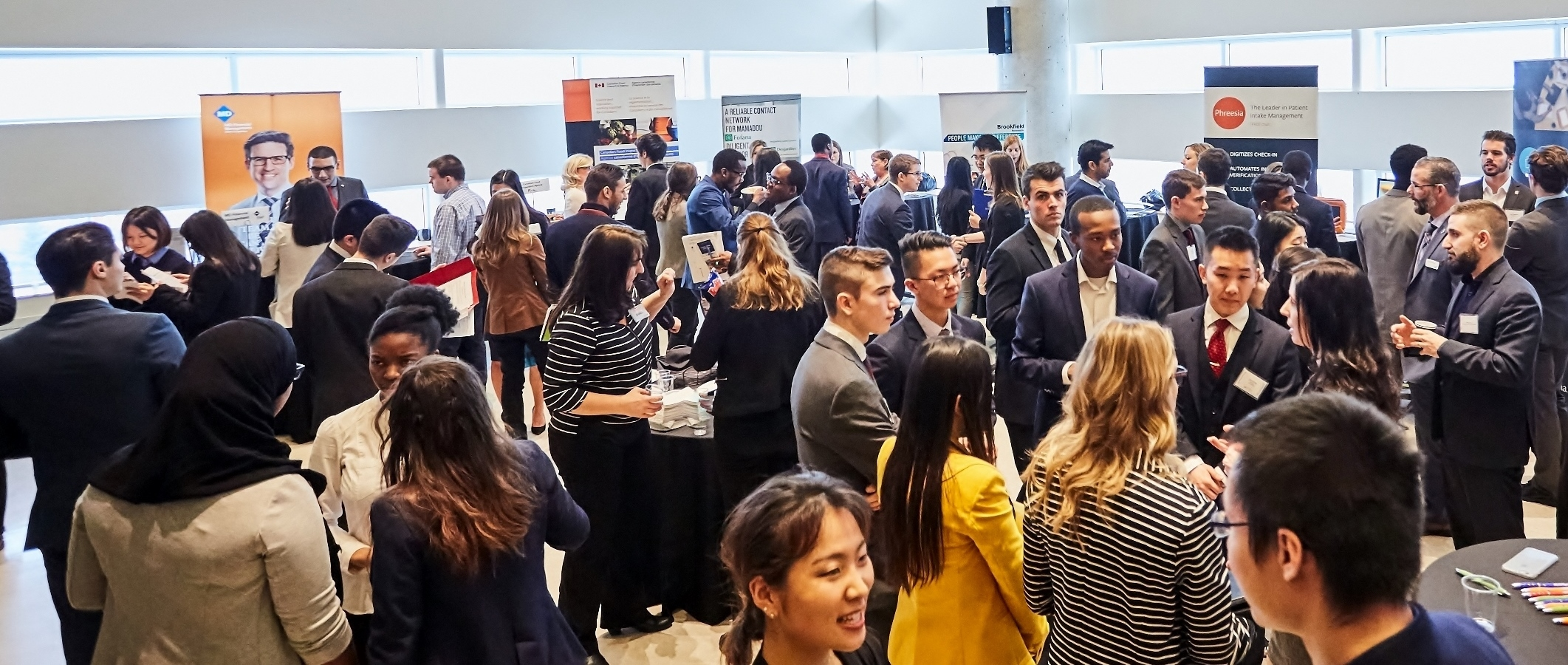 Telfer Networks: Winter 2018 Networking Event