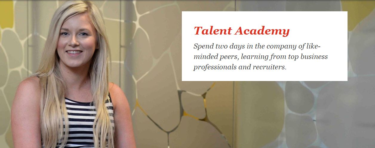 Information Session: PwC Talent Academy