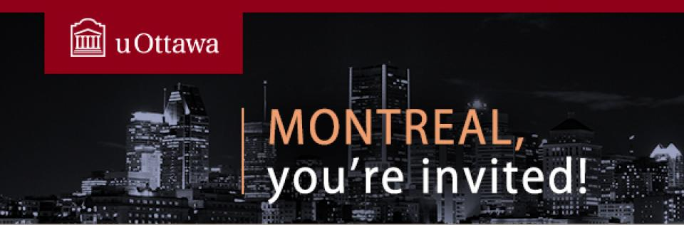 uOttawa Montreal Alumni Event - Smarter, Stronger, Safer: Merging AI and Biomechanics