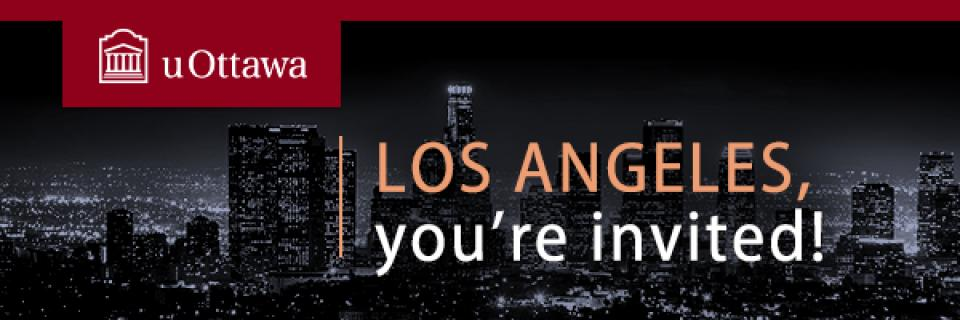 uOttawa Los Angeles Alumni Event - The President of the Los Angeles Alumni Council invites you to a garden party at his residence