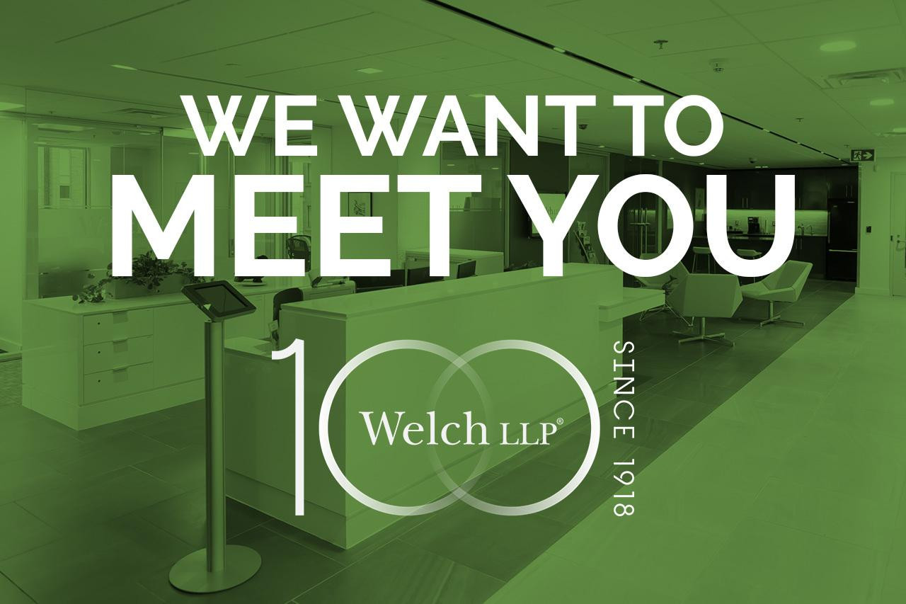 Welch Office Tour