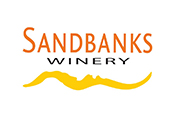 Sandbanks Winery logo